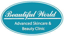 Beautiful World Salon Logo