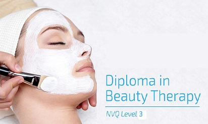 VTCT Level 3 NVQ Diploma in Beauty Therapy General